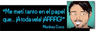 lock clock tesoro azteca monkey coco