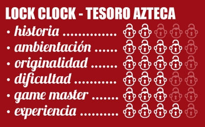 valoracion lock clock tesoro azteca unlocker monkeys