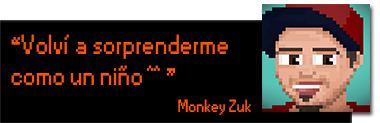 escapem la sospecha unlocker monkeys zuk
