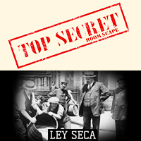 top secret_la ley seca room escape