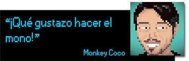 Citas Monkeys Coco open mind