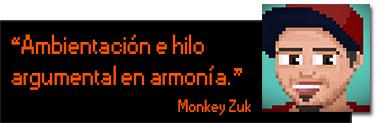 Citas Monkeys Zuk open mind
