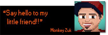 monkey zuk gangsters maximum