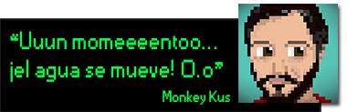 Citas Monkey Kus jurassic land