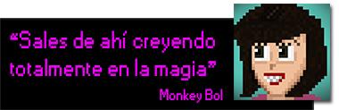 Citas Monkeys bol alkaban