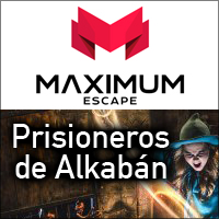 opinion maximum escape prisioneros de alkaban