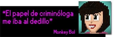Cita Monkey Bol swat countdown