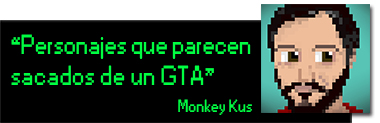 Cita Monkey Kus swat countdown